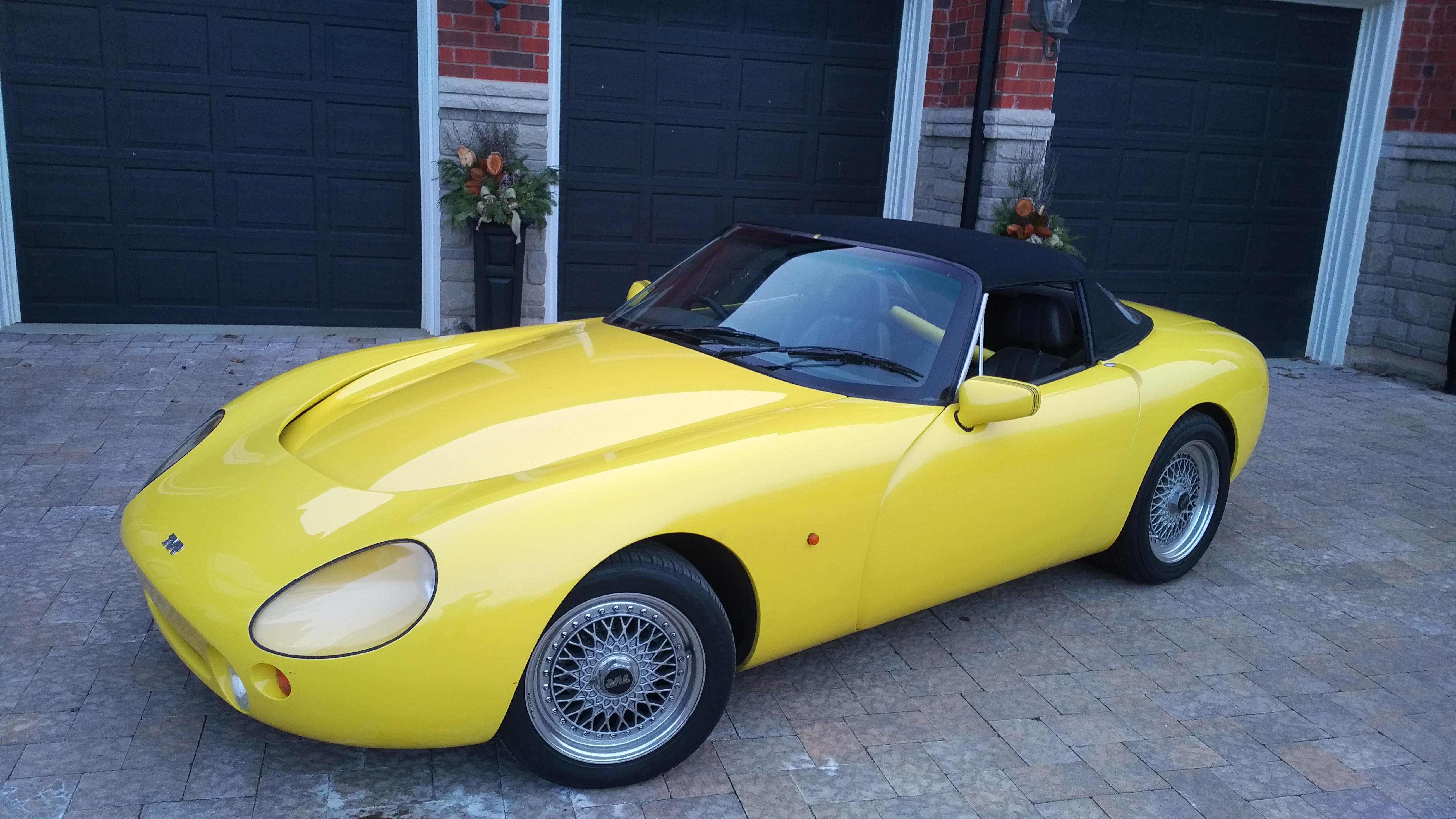 4 Amazing Tvr Griffith Left Hand Drive Cars Trend